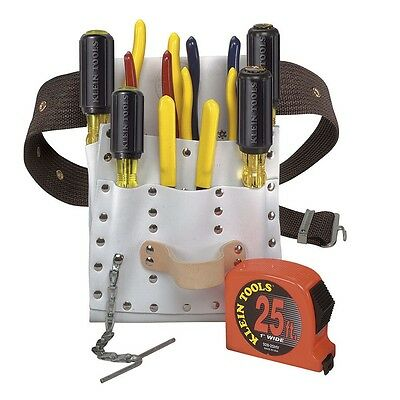 Klein Tools 5300 Electricians 12 Piece Tool Kit