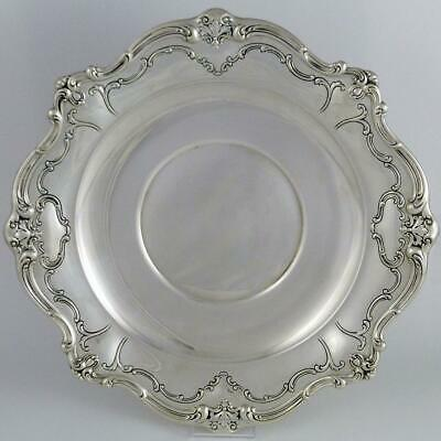 Gorham Sandwich Plate or Cookie Tray No. 746, Sterling Silver