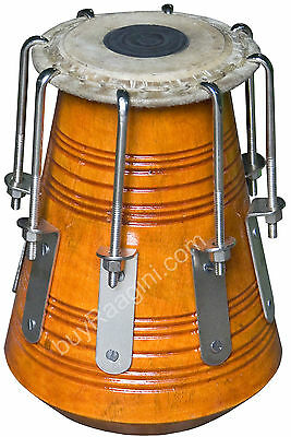 Mks Dayan|Tabla Khol|Dayan Only|High Pitch|Bengali|Mahogany Wood Tabla|Tuned|Dia