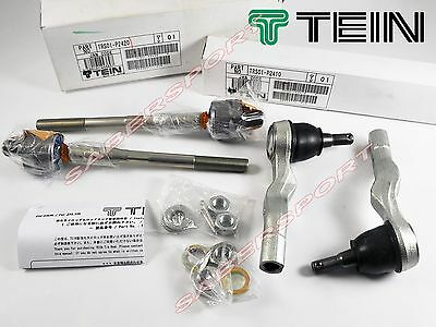 """In Stock"" TEIN Tie Rods +Rod Ends for 2003-2006 G35 V35 / 2003-2008 350Z Z33"