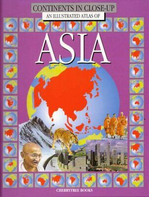 Asia (Continents in Close-up), Lye, Keith Hardback Book The Cheap Fast Free Post