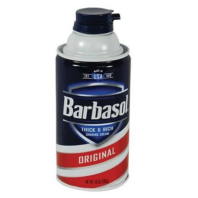 Diversion Safe - Barbasol Shaving Cream With Interior Compartment For Valuables