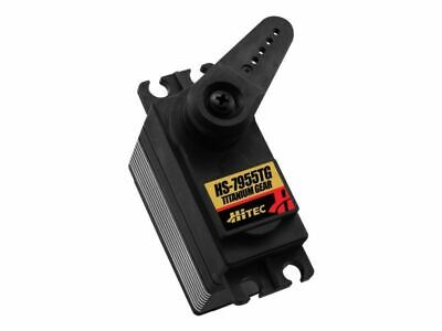 Hitec HS-7955TG Coreless Digital High Torque Servo  HTHS-7955TG