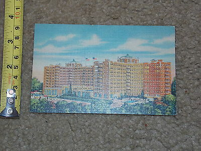 Rare Old Vintage Postcard Shoreham Hotel Washington Dc