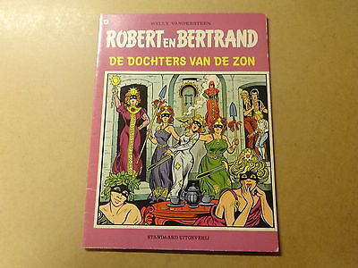 STRIP / ROBERT EN BERTRAND 41: DE DOCHTERS VAN DE ZON | 1ste druk