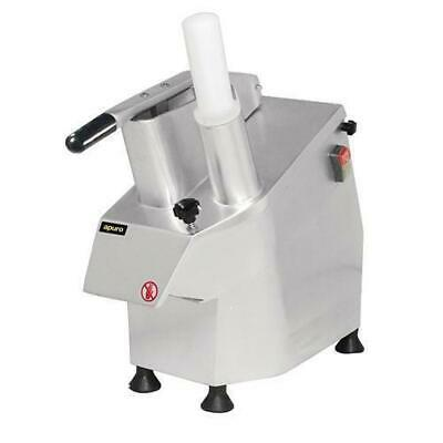 Vegetable Prep Machine, Multi-Function Continuous, No Cutters, 300kg/Hr Apuro