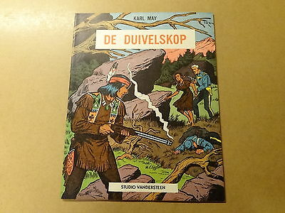 STRIP / KARL MAY 10: DE DUIVELSKOP | 1ste druk