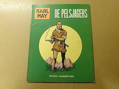 STRIP / KARL MAY 4: DE PELSJAGERS | 1ste druk