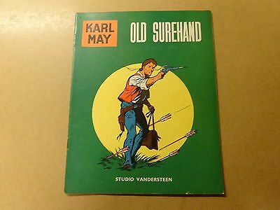 STRIP / KARL MAY 8: OLD SUREHAND | 1ste druk