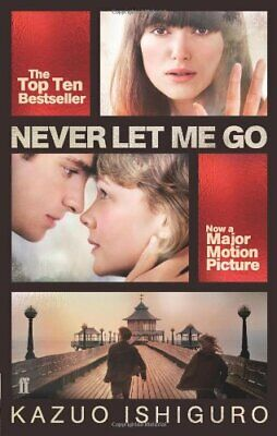 Never Let Me Go by Ishiguro, Kazuo Paperback Book The Cheap Fast Free Post
