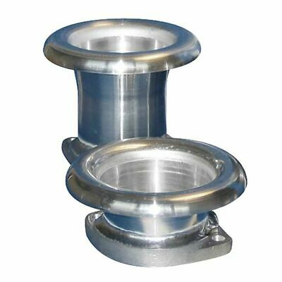 ITG Flanged Bolt On Full Radius Inlet Ram Pipe With 45mm Diameter / 40mm Length