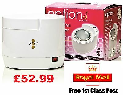 Hive Of Beauty Digital Waxing Heater 1 Litre Professional Therapy Hair Removal