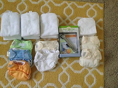 BumGenius Cloth Diapers, Inserts & Diaper Sprayer