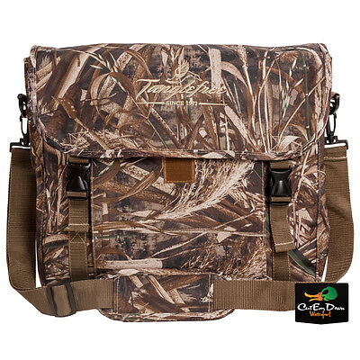 Tanglefree Over The Shoulder Bag Duck Goose Hunting Blind Pack  Max-5 Camo