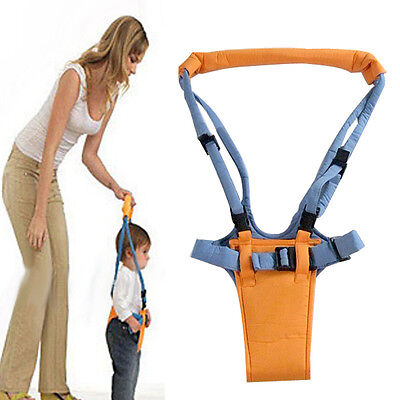 Baby Walker Infant Carrier Toddler Safety Sling Harness Learn Walk Assistant BOS