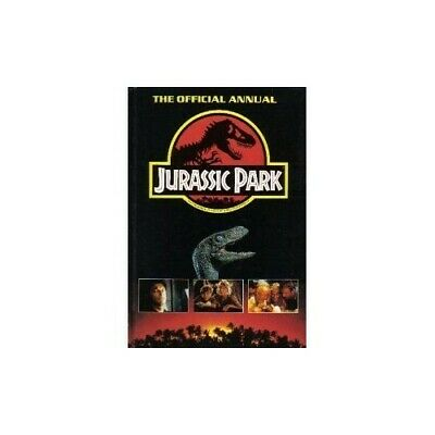 Jurassic Park - The Official Annual, Unnamed Book Book The Cheap Fast Free Post