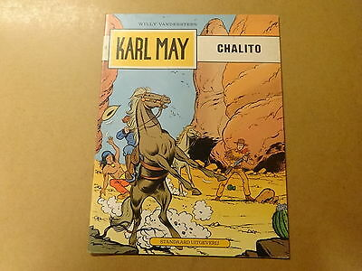 STRIP / KARL MAY 63: CHALITO | 1ste druk