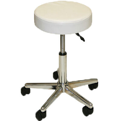 New White Stool Dentist Doctor Medical Massage Facial Spa Beauty Salon Equipment