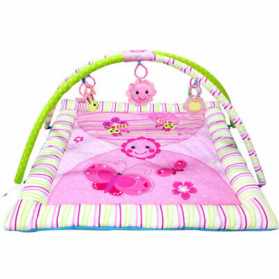 Dancing Flower Musical Baby Playgym Activity Gym Floor Mat