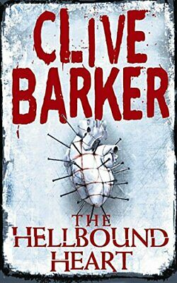The Hellbound Heart by Barker, Clive Paperback Book The Cheap Fast Free Post