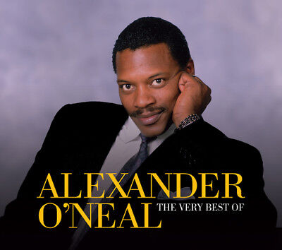 Alexander ONeal The Very Best Of CD ***NEW***