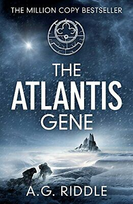The Atlantis Gene (The Atlantis Trilogy) by Riddle, A.G. Book The Cheap Fast