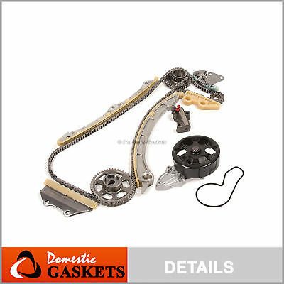 02-06 Honda CR-V 2.4L DOHC Timing Chain Kit with Water Pump K24A1
