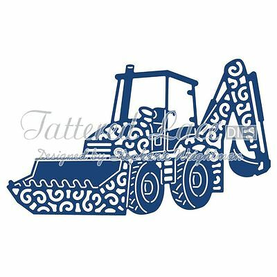 Digger Die Tattered Lace D788