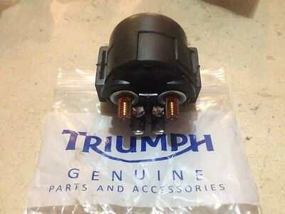 Triumph America Carb & EFI Starter Solenoid Relay NEW Genuine Part 790 865