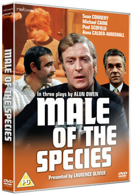 The Male of the Species - Three Plays By Alun Owen DVD (2012) Sean Connery