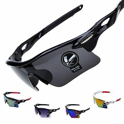 Cycling Sports Sunglasses Mens Driving Glasses Aviator Retro Men Eyewear Vintage