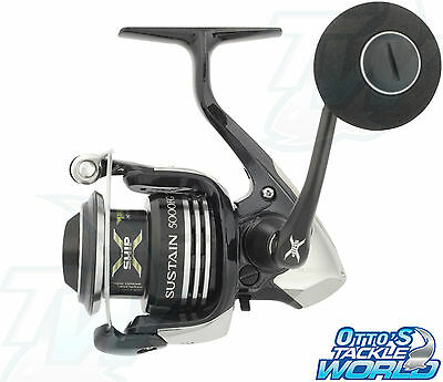 Shimano Sustain 5000FG Spinning Fishing Reel BRAND NEW at Otto's Tackle World