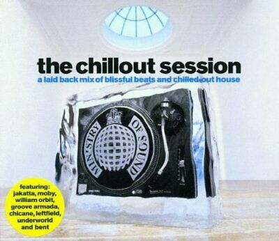 Various Artists : The Chillout Session CD