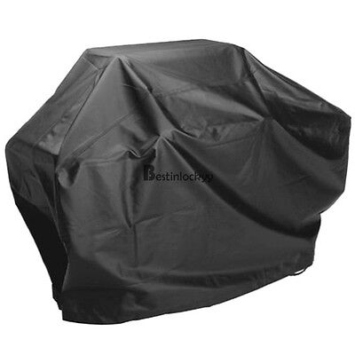 Waterproof BBQ Cover Gas Charcoal Barbecue Grill Protection Patio Outdoor Indoor