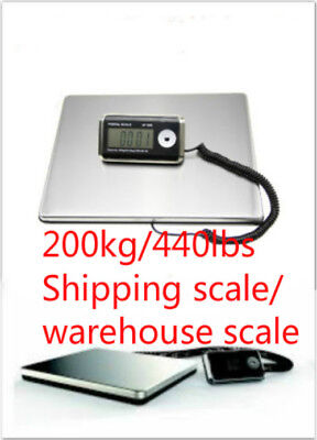 330lbs Digital Shipping Scale/Weight Scale --Canada Seller-No Duties/Fast Ship