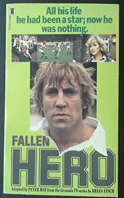 Fallen Hero by Peter May Book The Cheap Fast Free Post