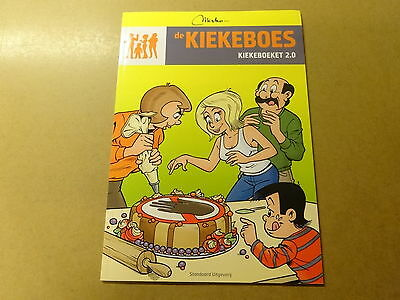 STRIP / DE KIEKEBOES: KIEKEBOEKET 2.0 | Herdruk 2014