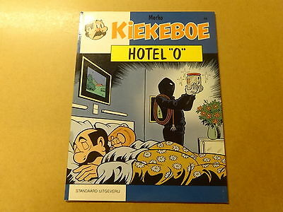 STRIP / KIEKEBOE 44: HOTEL O | Herdruk 1993