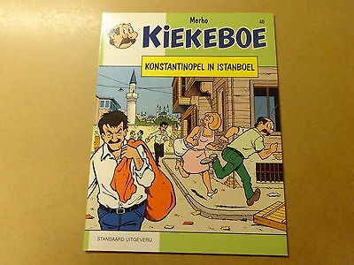 STRIP / KIEKEBOE 46: KONSTANTINOPEL IN ISTANBOEL | Herdruk 1993