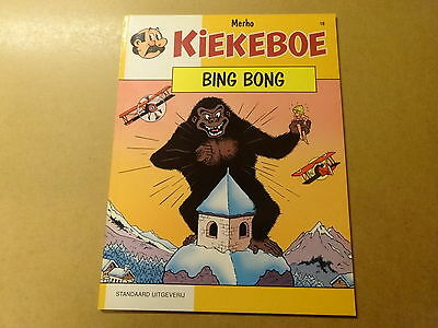 STRIP / KIEKEBOE 18: BING BONG | Herdruk 1993