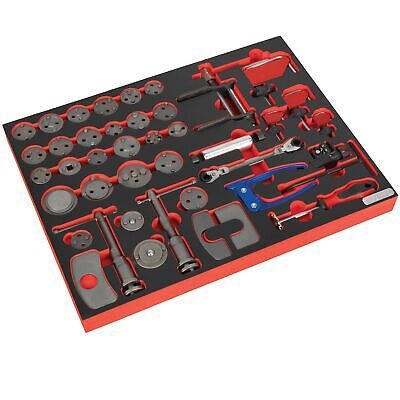 Sealey Premier Platinum Tool Chest Tray With Brake Service Tool Set 42pc- TBTP10