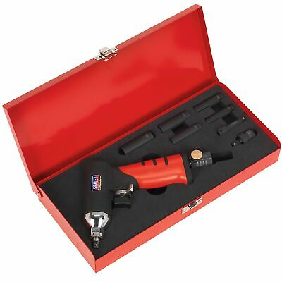 "Sealey Air Torque Impact Wrench 1/4""Square Drive - Diesel Glow Plug Kit -"