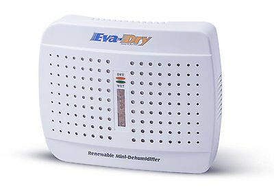 New and Improved Eva-dry E-333 Renewable Mini Dehumidifier,Works up to ten year