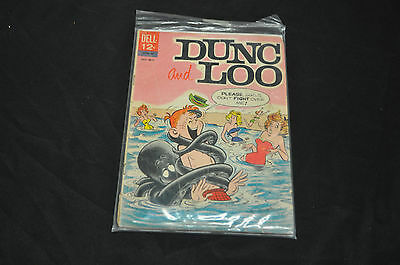 DUNC AND LOO #7 - 1963 (Grade 4.5) WH