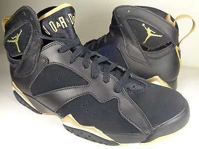 the latest 417b6 07387 Nike Air Jordan VII 7 Retro GMP Golden Moment Pack Black SZ 9.5 (304775-