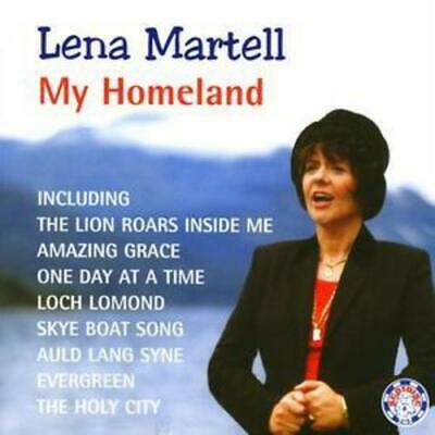 Lena Martell : My Homeland CD (2004) Highly Rated eBay Seller, Great Prices