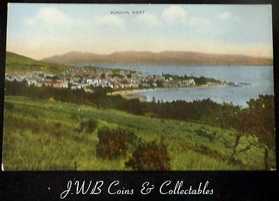 Old Postcard of Dunoon, West