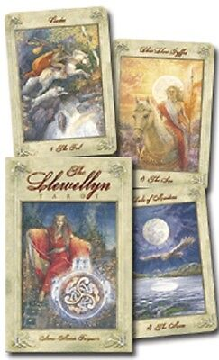 Llewellyn Tarot NEW Sealed Boxed Set 78 Cards Book 288 pages Anna-Marie Ferguson