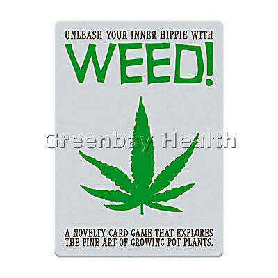 Weed Card Game Playing Card Bachelor Party Games