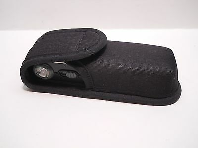 Excellent RARE ITEM VINTAGE  VICTORINOX AUTO TOOL WITH POUCH  Working flashlight